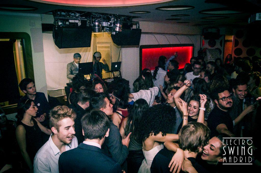 Club Swinger Madrid